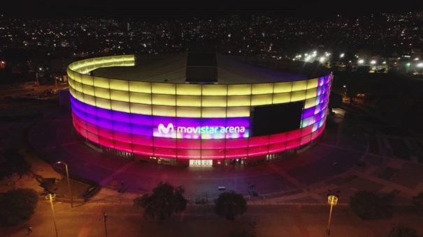 Coliseo Movistar Arena