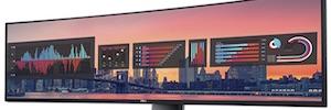 Dell amplía su gama UltraSharp con monitores curvos de hasta 49″ para mejorar el rendimiento