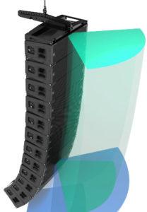 JBL Professional VTX-A12 earpro