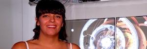 """""""LG OLED abre un nuevo mundo de posibilidades en los negocios"""", Rosa Malmcrona"""