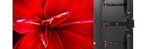 Leyard y Planar Serie VVR: videowall de interior y exterior para rental y eventos