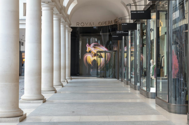 NEC Open Up de la Royal Opera House Londres
