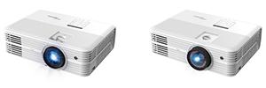 Optoma 4K550 y 4K550ST: proyectores de instalación de alto brillo y resolución 4K Ultra HD