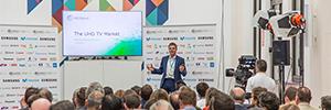 El principal analista mundial de 4K, Paul Gray, vuelve al Polo de Contenidos Digitales de Málaga