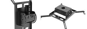 Peerless-AV PJR125-EUK y PJR125-POR-EUK: soportes para proyectores láser de gran peso