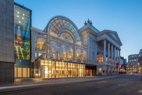 Royal Opera House Londres (Foto: Luke Hayes)