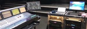 La Sala Razzmatazz de Barcelona mejora su sistema de sonido con Avid S6L32D