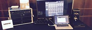 Shure avanza el presente y futuro de los sistemas de microfonía digital