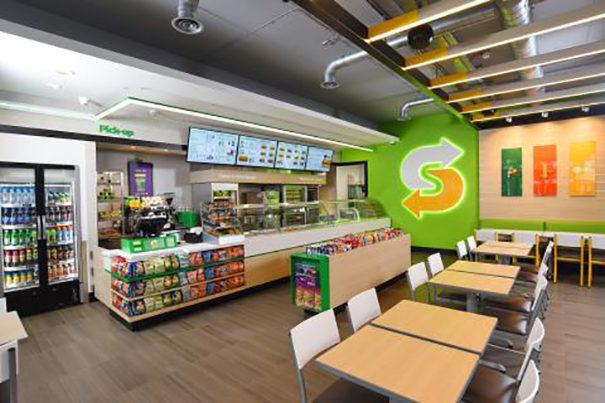 Subway se asocia con Cineplex Digital