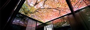TVOne CORIOmaster impulsa la pantalla Led más grande de Europa montada en un techo