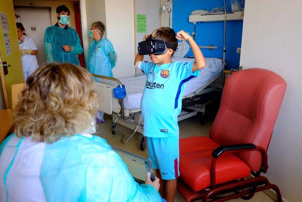 Utad Virtual Transplant Reality La Paz