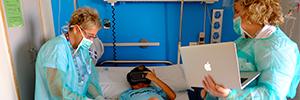 La Paz implanta un pionero proyecto terapéutico de realidad virtual para trasplantes pediátricos