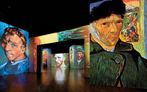 Van Gogh vivo l'esperienza