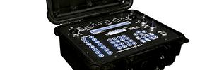 Work Pro Pyron: sistemas de control para efectos especiales escénicos
