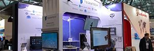 B-Tech acudió a ISR 2018 para mostrar sus soluciones y reforzar su presencia en Rusia