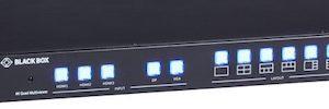 Black Box ofrece con Quad Multiviewer cuatro fuentes de vídeo en tiempo real en una pantalla