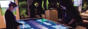 The Museum COMM reinvents itself as interactive space with Philips Display solutions