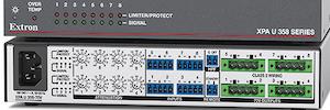 Extron ofrece más eficiencia y fiabilidad en su nueva línea de amplificadores XPA Ultra