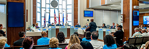 Nanolumens facilita la identificación de los miembros del Baton Rouge Metro Council