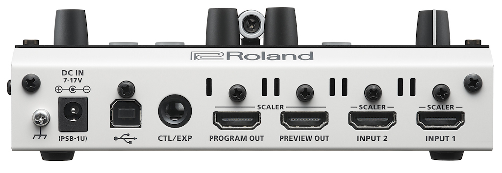 Roland Pro a/v presents on the market the video switcher multi