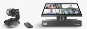 Tixeo VideoTouch Compact ofrece simplicidad y organización en las salas de videoconferencias