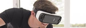 Visyon impulsa las tecnologías inmersivas con un gran espacio de realidad virtual y aumentada
