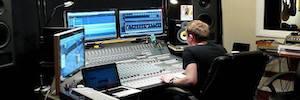 El sistema Audient iD22 ayuda a crear la banda sonora EDM de la Fórmula E