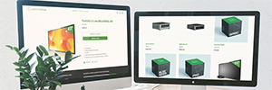 Admira abre su tienda online con el hardware de digital signage compatible con su software