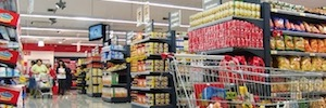 Altabox contribuye tecnológicamente a crear el 'Nuevo Concepto' en los supermercados Covirán