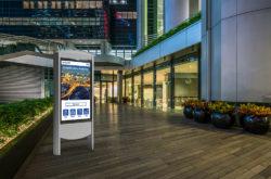 Peerless-AV Smart City Kiosk