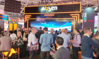 Absen ISE 2019