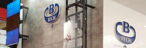 B-Tech confirma de nuevo el éxito de sus innovaciones en soportes AV en ISE 2019