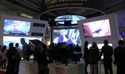 Digital Projection en ISE 2019