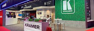 Kramer AFM 20DSP: matriz de audio con DSP y E/S intercambiables