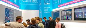 Lawo exhibe en ISE sus más avanzados desarrollos para el procesamiento de señales IP