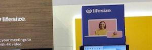 Lifesize explica en ISE 2019 las ventajas del primer servicio de videoconferencia 4K en la nube