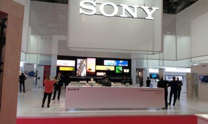 Sony ise2019