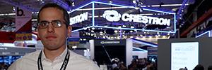 """""""Con la integración en NVX, desde Crestron hemos reescrito la manera de desplegar sistemas AV en corporaciones"""", Antonio Ortega"""