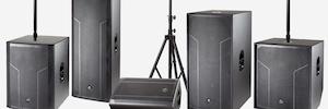 DAS Audio renueva el diseño y los componentes de la serie Action 500