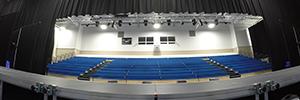 La escuela de Kingshott apuesta por Digital Projection para su nueva instalación AV