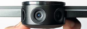 PanaCast 3: primer dispositivo de colaboración de vídeo panorámico, audio y datos con IA