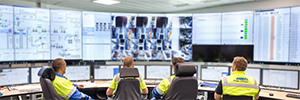 Metsä Fibre controla la producción de sus bioproductos desde un videowall dotado con tecnología de Matrox