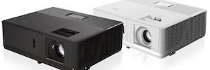 Optoma añade más flexibilidad y prestaciones a sus nuevos proyectores láser DuraCore