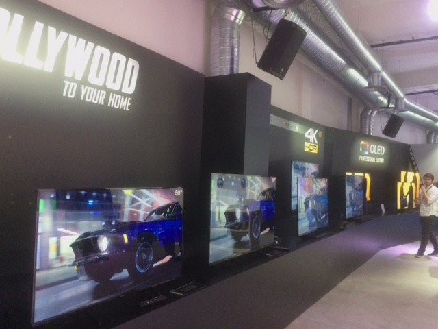 Panasonic bets on image dynamic HDR10 + in their new format OLED 4K
