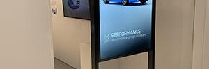 Peerless-AV desarrolla un soporte específico para las pantallas Samsung OMN-D
