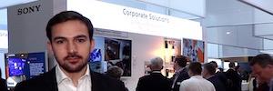 Sony explica cómo su innovación tecnológica define el futuro en la empresa y la educación