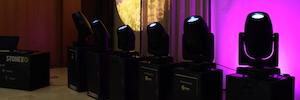 Stonex abre la convocatoria para su jornada de iluminación escénica y control en Valencia
