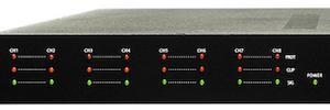 Work Pro amplía sus sistemas de refuerzo de sonido y audio sobre IP para instalación