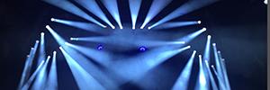 Robe da a conocer sus más innovadoras luminarias Led para espectáculos y entretenimiento