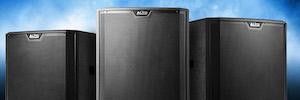 Alto Professional ofrece refuerzo de sonido con los nuevos subgraves de la serie TS3